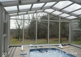 Retractable Pool Cover
