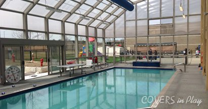 Pool Enclosures Made In Canada Retractable Pool Covers
