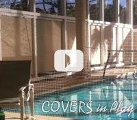 Covers in Play - Motorized Blinds for your Pool Enclosure