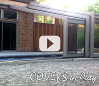 Pool Enclosures from Covers in Play are Designed with the customer in mind