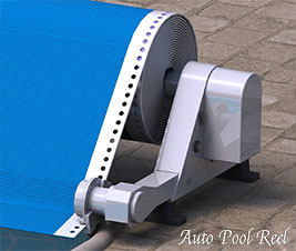 Retractable Automatic Pool Cover
