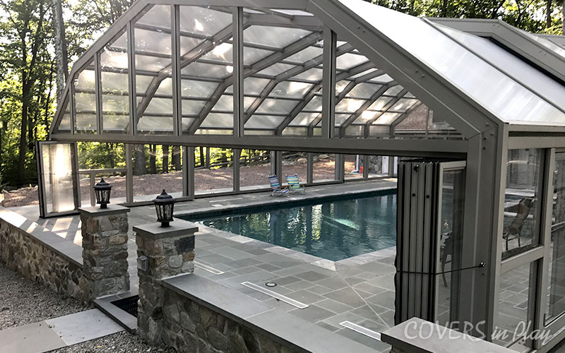 Retractabel Pool Enclosures Architectural User Guides