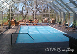 Moosejaw Alberta Swimming Pool Enclosure