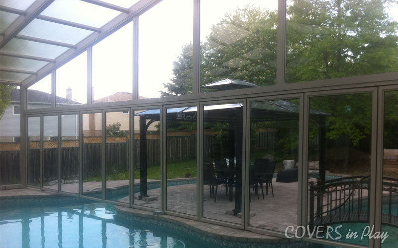 An Overview on Swimming Pool Enclosures