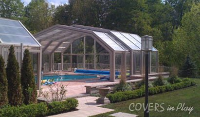 swimming pool covers in Canada